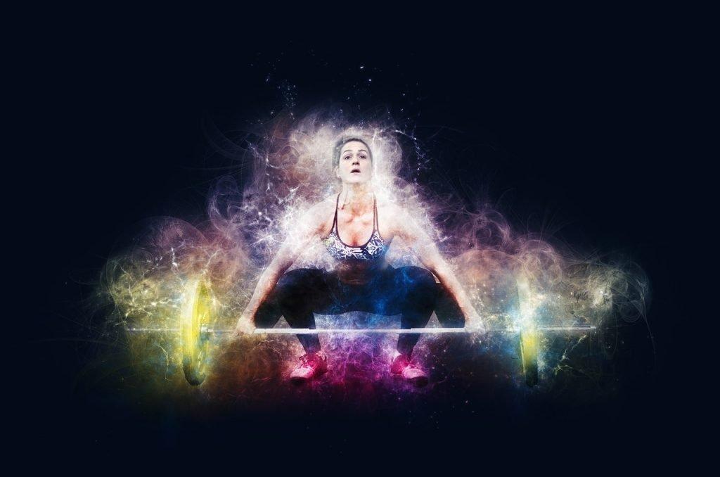 Weightlifting Power Fitness Gym  - TheDigitalArtist / Pixabay